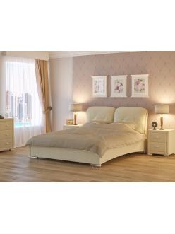 Кровать Nuvola 4 (две подушки)