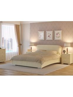 Кровать Nuvola 4 (одна подушка)